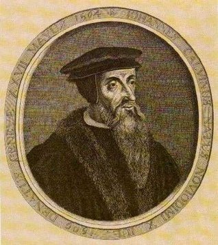 The Scottish Confession of Faith  by  John Knox