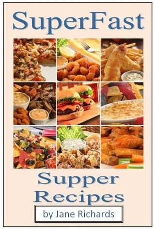 SuperFast Supper Recipes Jane Richards