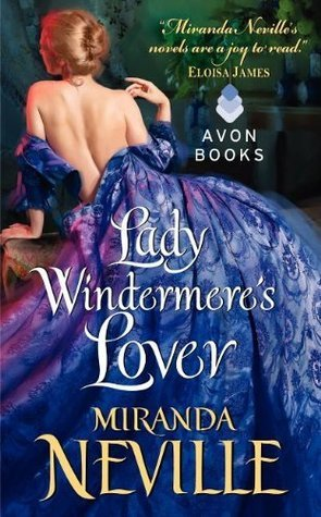 Lady Windermeres Lover (The Wild Quartet, #3) Miranda Neville