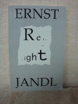 Reft and Light Ernst Jandl