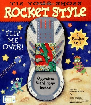 Tie Your Shoes: Rocket Style/Bunny Ears  by  Ikids