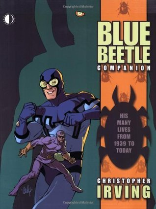 Blue Beetle Companion  by  Christopher Irving