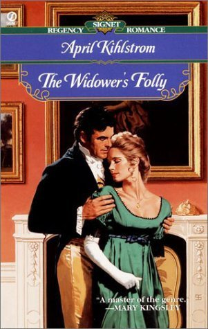 The Widowers Folly (Magic Locket, #2) April Kihlstrom