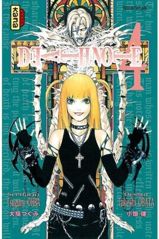 Death Note - Tome 4 (Dark Shonen)  by  Tsugumi Ohba