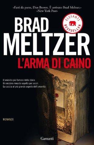 Larma di Caino Brad Meltzer