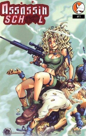 Assassin School Vol 2 #1 (Comic Book) Phil Littler