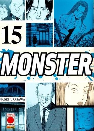 Monster, Vol. 15 Naoki Urasawa
