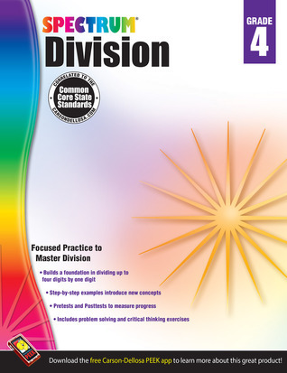 Division, Grade 4 School Specialty Publishing