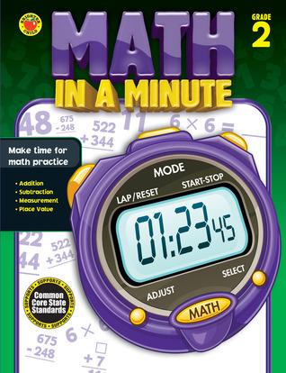Math in a Minute, Grade 2 Brighter Child