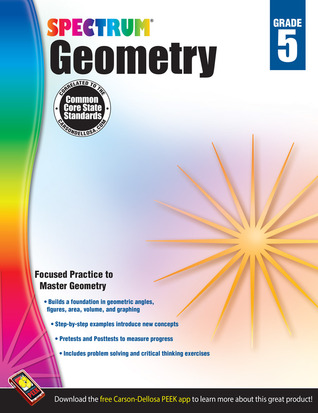 Geometry Workbook, Grade 5  by  School Specialty Publishing