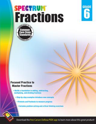 Fractions, Grade 6 School Specialty Publishing