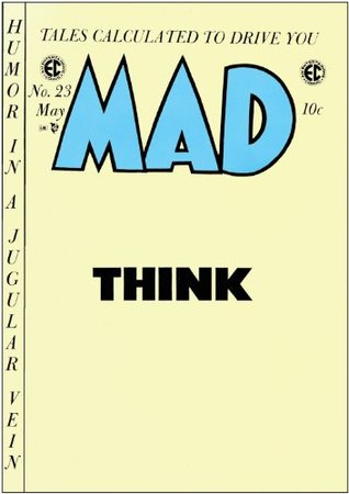 Mad Magazine #23  by  Harvey Kurtzman