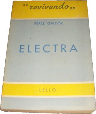 Electra  by  Benito Pérez Galdós