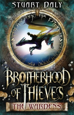 Brotherhood of Thieves  by  Stuart Daly