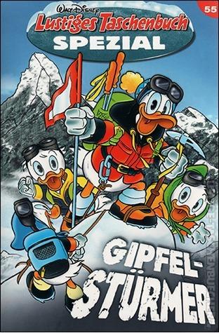 Gipfelstürmer (Lustiges Taschenbuch Spezial, #55) Walt Disney Company