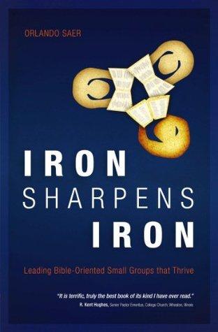 Iron Sharpens Iron Orlando Saer