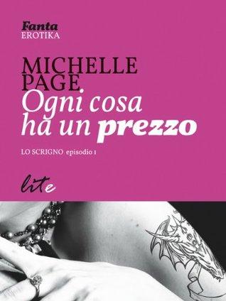 Ogni cosa ha un prezzo  by  Michelle Page