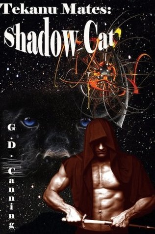 Tekanu Mates: Shadow Cat  by  G.D. Canning
