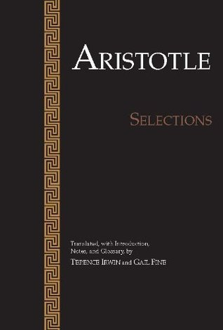 Selections  by  Aristotle