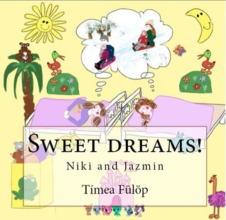 Sweet dreams! Timea Fülöp