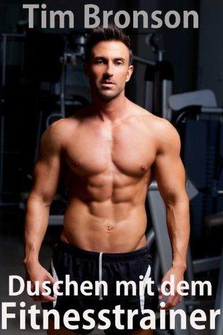 Duschen mit dem Fitnesstrainer (Gay Bodybuilder Fantasie) Tim Bronson