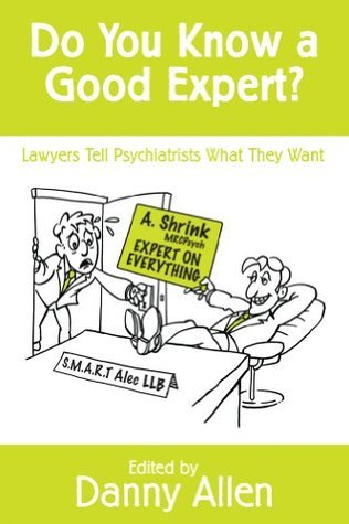 Do You Know A Good Expert?  by  Danny Allen