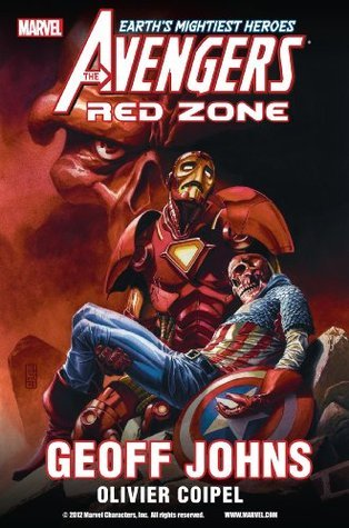 Avengers: Red Zone  by  Geoff Johns