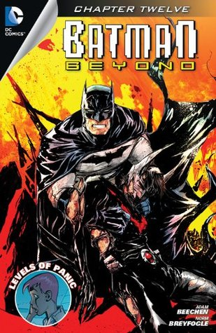 Batman Beyond (2012- ) #12 Adam Beechen