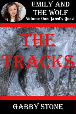 The Tracks: A Young Adult Werewolf Romance (Jareds Quest (5)) Gabby Stone