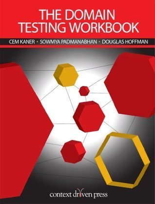 The Domain Testing Workbook  by  Cem Kaner