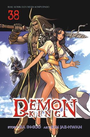 Demon King vol. 38 (Demon King, # 38)  by  Ra In-Soo