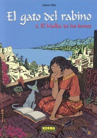 El Malka de los Leones  by  Joann Sfar