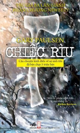 Chiếc rìu  by  Gary Paulsen