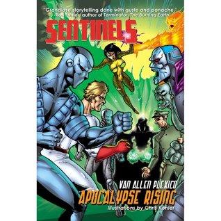 Sentinels: Apocalypse Rising Van Allen Plexico
