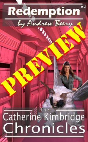 The Catherine Kimbridge Chronicles #2, Redemption - Preview Andrew Beery