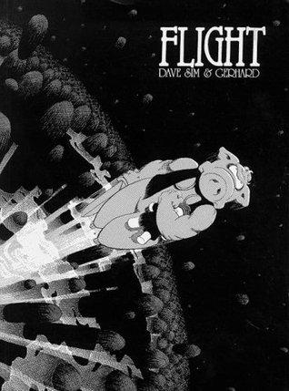 Flight (Cerebus, #7)  by  Dave Sim