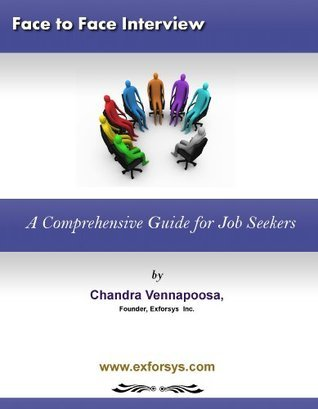 Face to Face Interview Chandra Vennapoosa