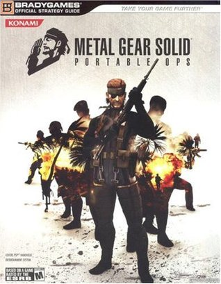 Metal Gear Solid: Portable Ops Official Strategy Guide  by  BradyGames