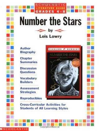 Number the Stars (Literature Guide: Grades 4-8)  by  Scholastic Inc.