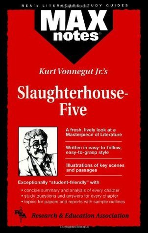 Slaughterhouse-Five  (MAXNotes Literature Guides)  by  Tonnivane Wiswell
