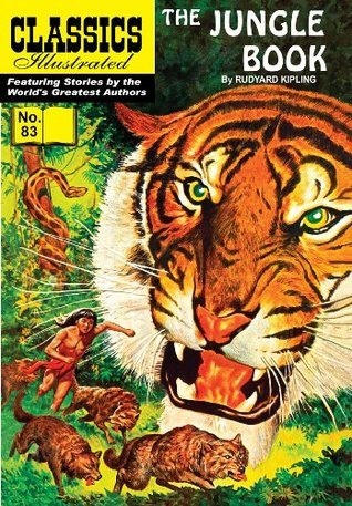 The Jungle Book (with panel zoom) - Classics Illustrated  by  Rudyard Kipling