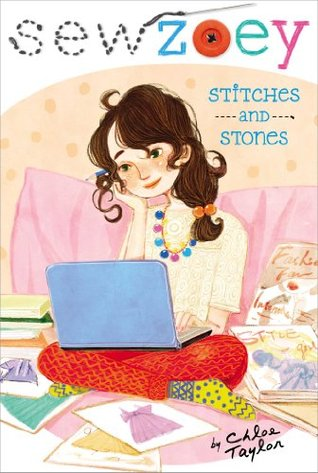 Stitches and Stones  by  Chloe Taylor