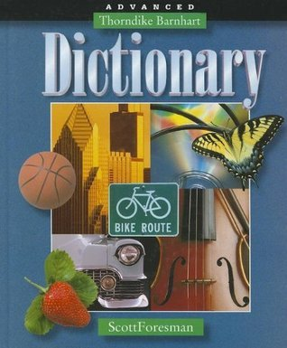 Scott, Foresman Advanced Dictionary Clarence Lewis Barnhart
