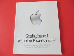 Apple PowerBook G4 Getting Started Guide Apple Computer Inc.