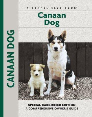 Canaan Dog Joy Levine