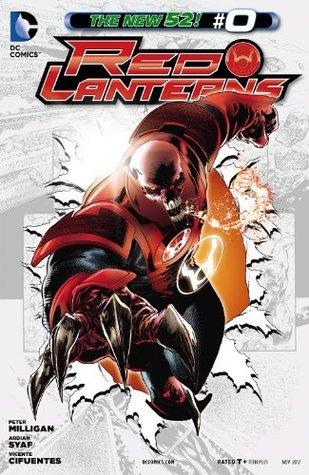 Red Lanterns (2011- ) #0  by  Peter Milligan