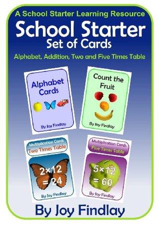 School Starter Set of Cards Joy Findlay