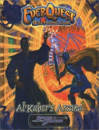 Everquest AlKabors Arcana Anthony Pryor
