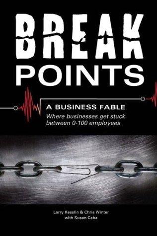 Break Points: Where businesses get stuck between 0-100 employees  by  Kesslin Larry