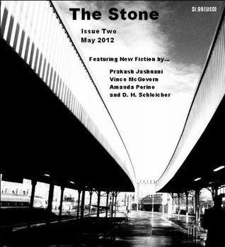 The Stone - Issue Two Vince McGovern